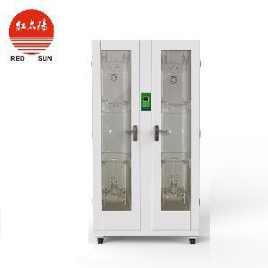 雙門軟鏡儲存柜廠家-雙門儲存柜參數-滑縣紅太陽醫療器械