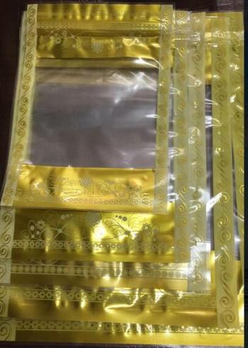 黄金花明骨 袋
